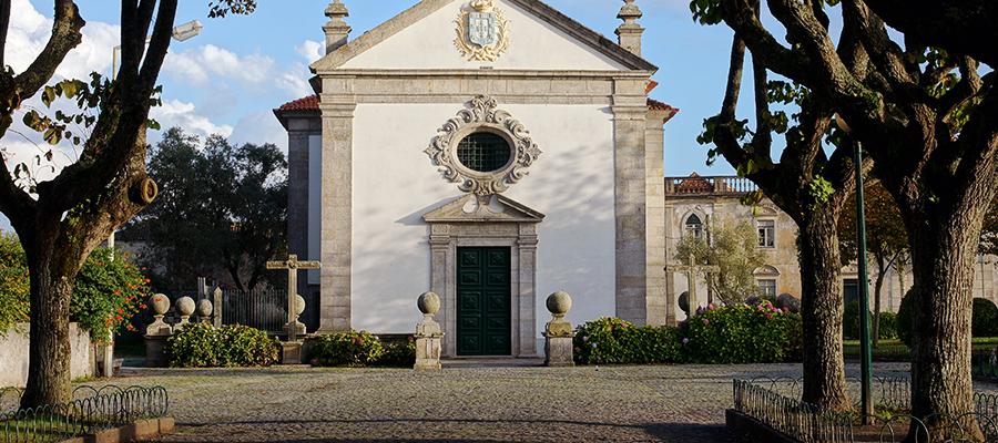 Iglesia del Bom Jesus de Fão